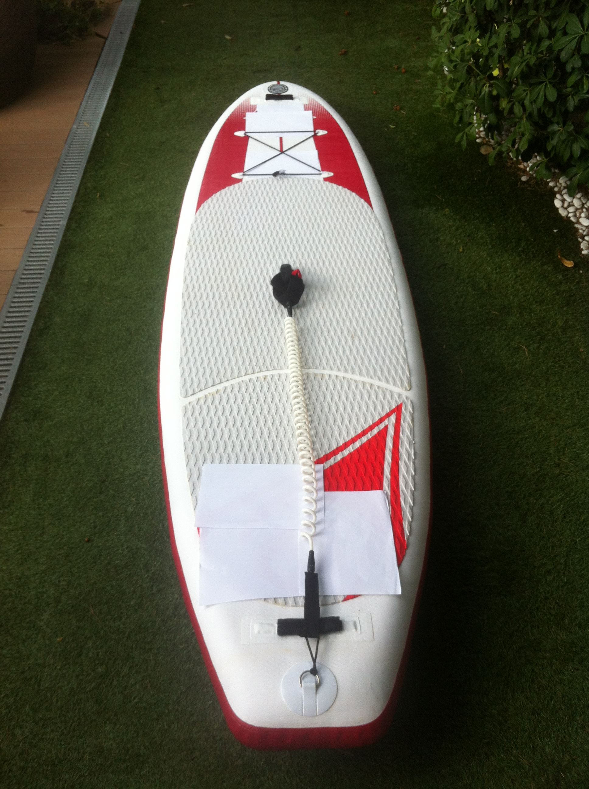 Nos stand up paddle
