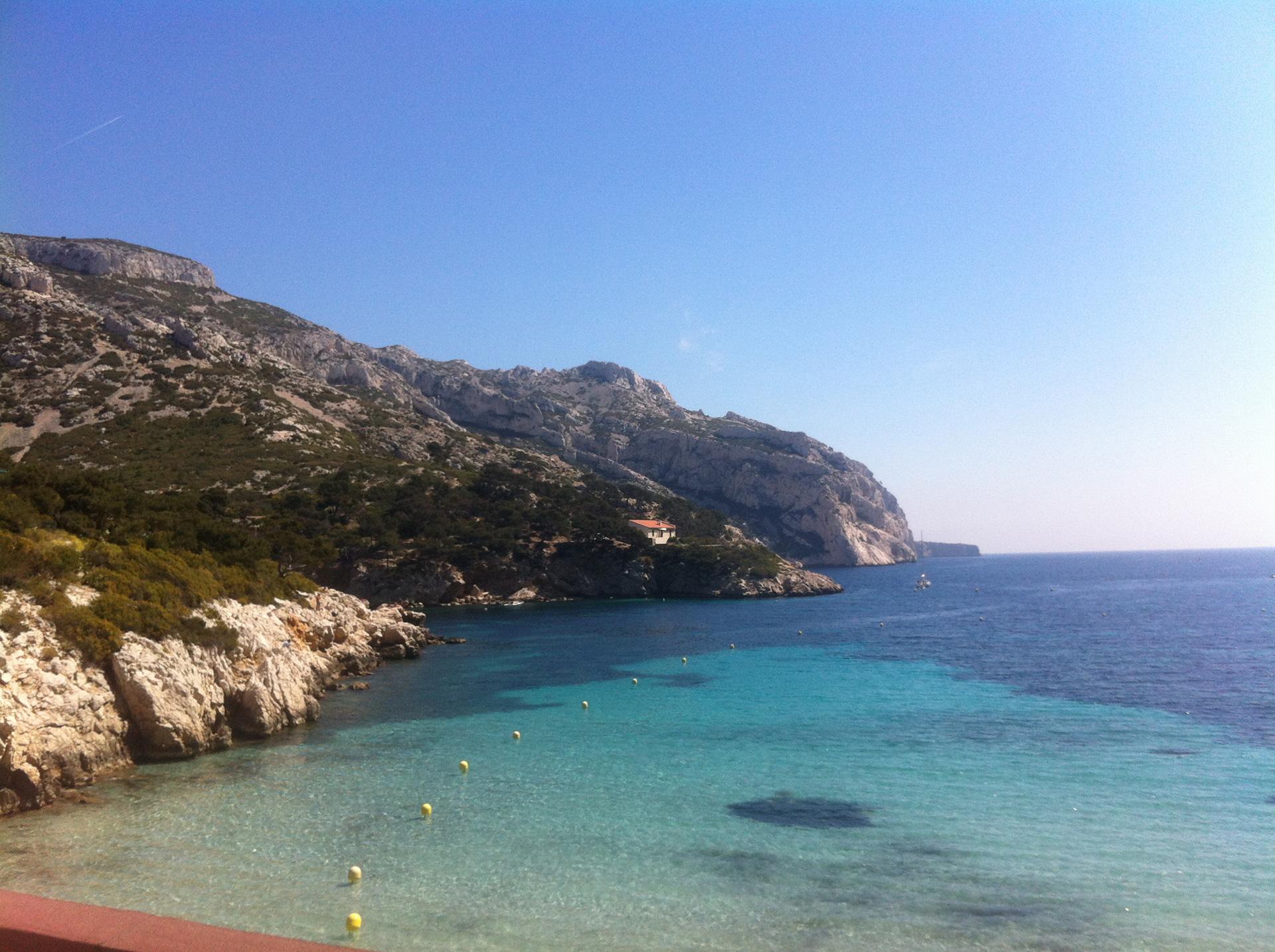 Calanque de Sormiou Calanc'o Kayak Paddle Marseille