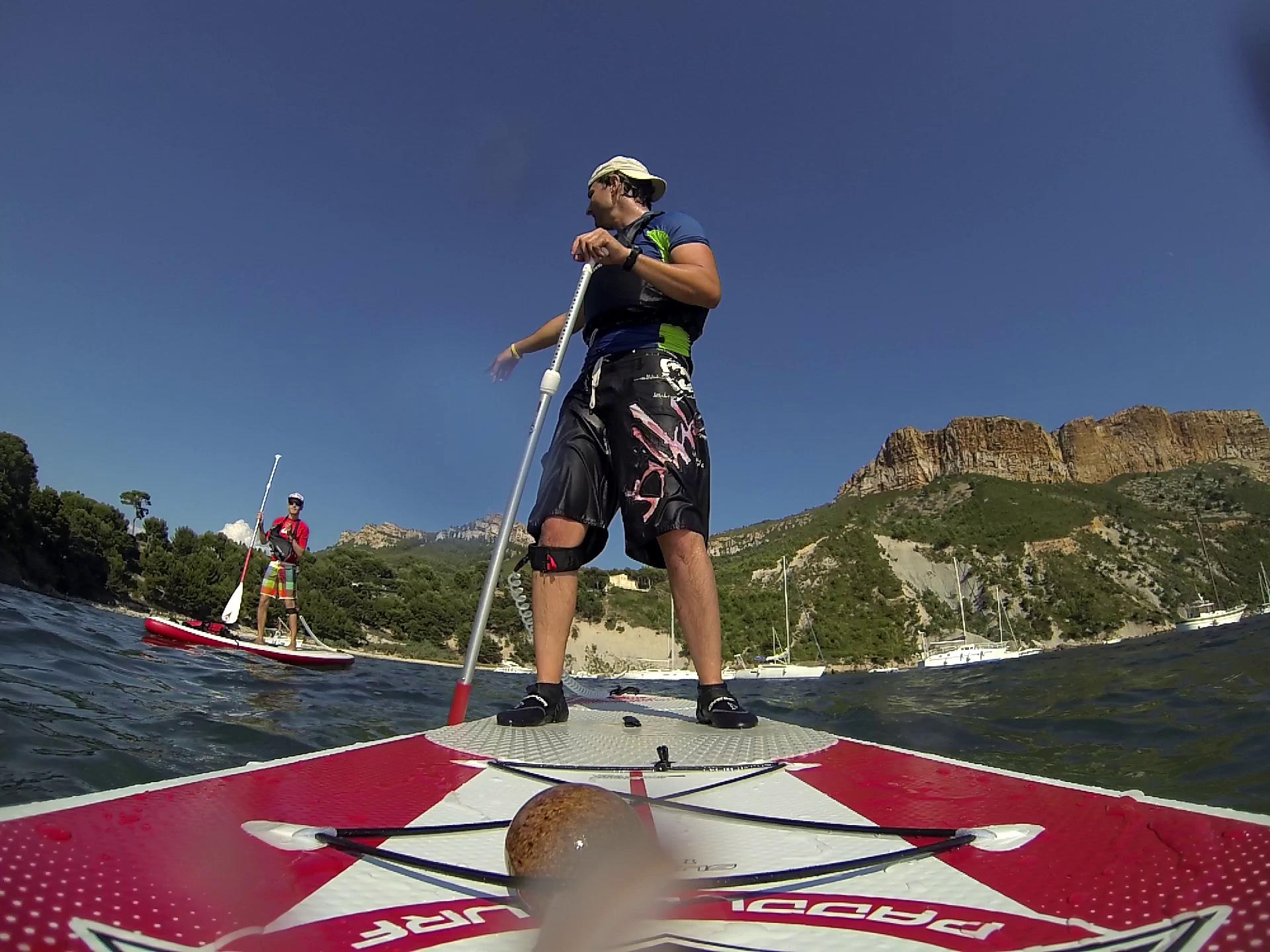 Anse de l'Arène Calanc'O Kayak Paddle Cassis