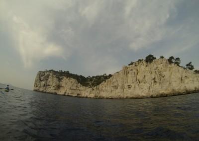 Arche de Castelvieil - Calanc'O Kayak Paddle Cassis