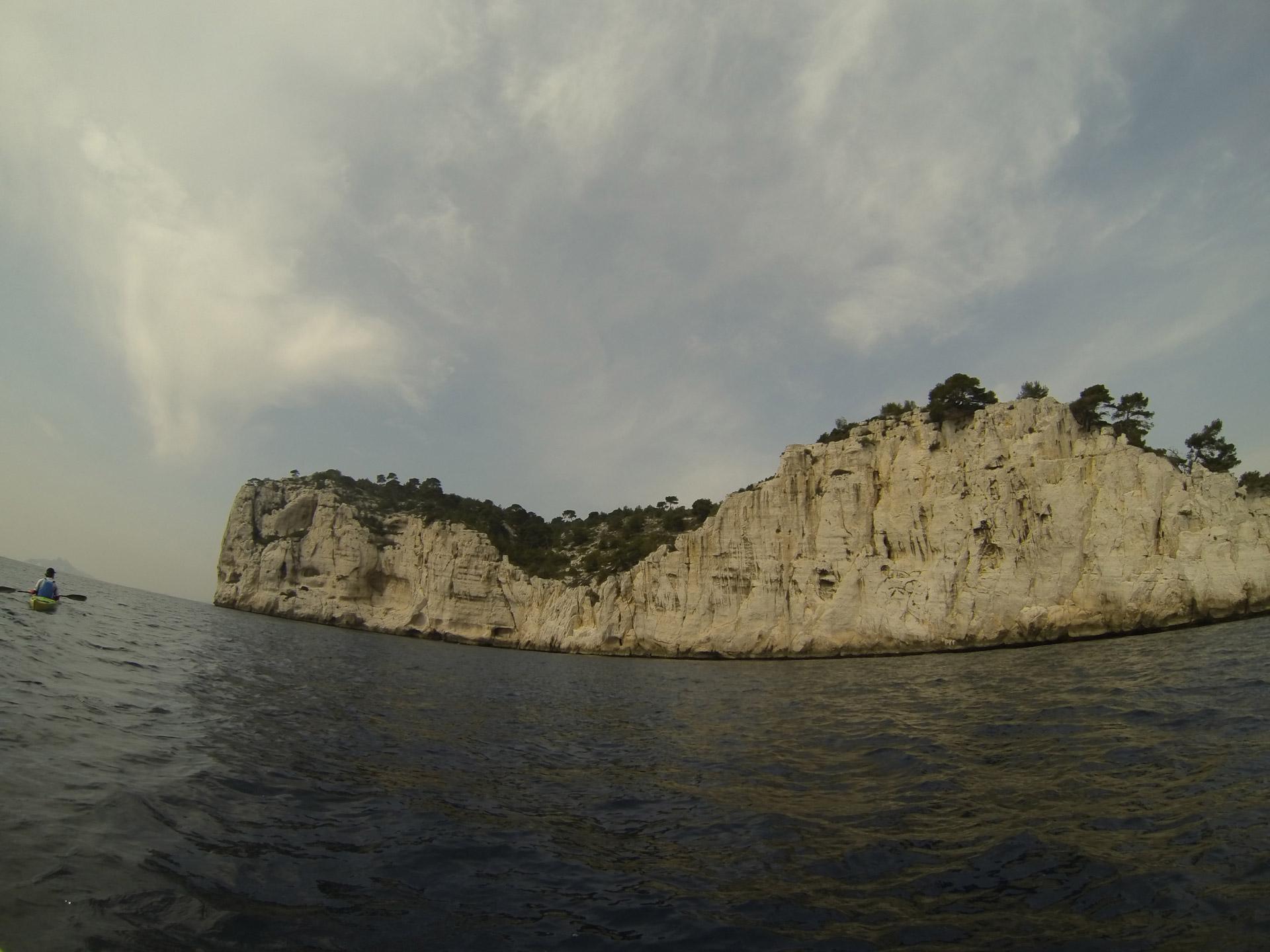 Arche de Castelvieil Calanc'O Kayak Paddle Cassis