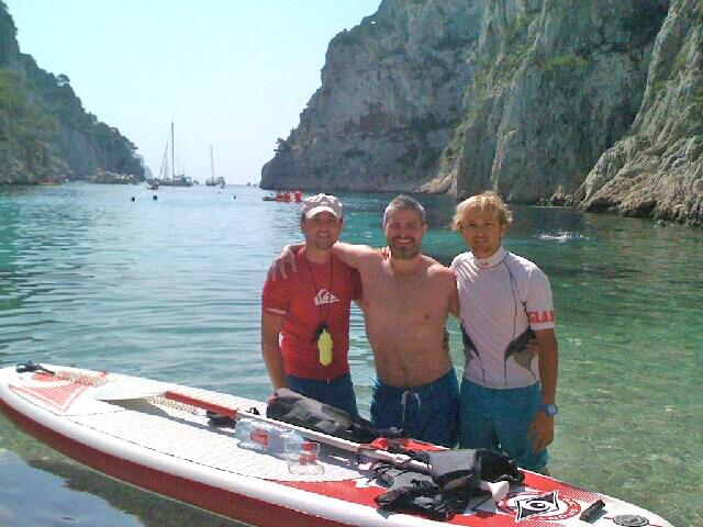Calanque d'En Vau Calanc'O Kayak Paddle Cassis