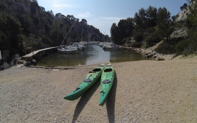 Materiel de kayak