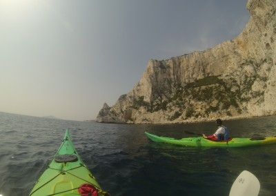 Calanque du Devenson - Calanc'O Kayak Paddle Cassis