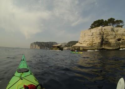 Pointe de la Cacau - Calanc'O Kayak Paddle Cassis
