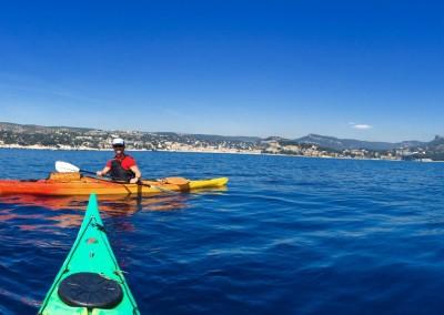 Baie de Cassis - Calanc'O Kayak Paddle Cassis