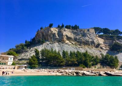Plage de la Grande Mer - Calanc'O Kayak Paddle Cassis