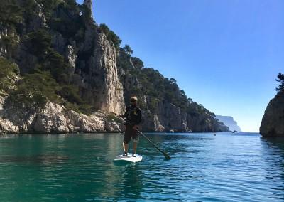Calanque d'En Vau - Calanc'O Kayak Paddle Marseille