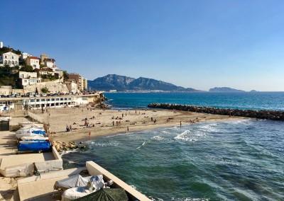 Plage du Prophète Marseille - Calanc'O Kayak Paddle Cassis